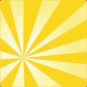 sun, sunshine, rays